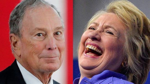 Fmr Clinton Adviser: Hillary, Bloomberg 'Cooked Up a Scheme' For Her to Seize Nomination
