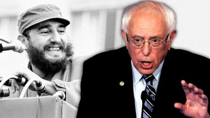 "Luis Zuniga, a former political prisoner in Cuba, told Sirius FM that ""Cubans have to laugh at these programs of Bernie Sanders."""