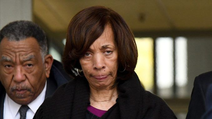 "Former Baltimore Mayor Catherine Pugh (D) was sentenced to three years in prison on Thursday for her role in ""extremely serious"" fraud."