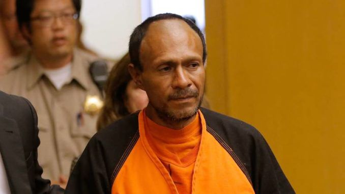 "The illegal alien acquitted for Kate Steinle's murder in 2017 has been deemed ""mentally ill"" by a California court and thus will not stand trial on federal gun charges."