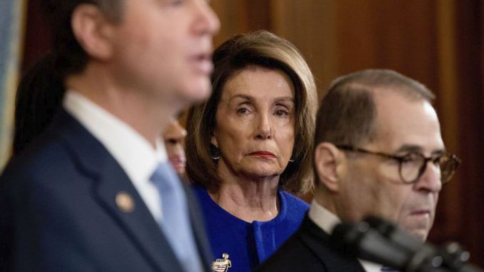Democrats warn President Trump will be impeached again