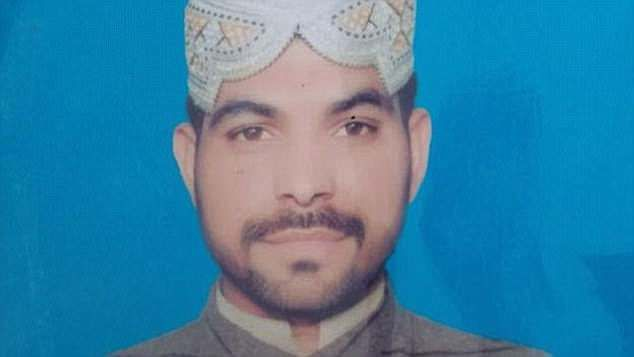 Imran Ali, 24, was handed four death sentences after confessing to the crime, which have now were upheld during an appeal in 2018 in Lahore, Pakistan