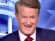 "MSNBC anchor Joe Scarborough is celebrating the fact that mass immigration is creating a demographic ""freight train"" that will ensure electoral success for Democrats far into the future and lead to the ""collapse"" of the GOP."