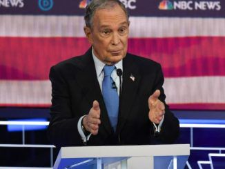 Michael Bloomberg claims having a gun in your own home puts you in greater danger