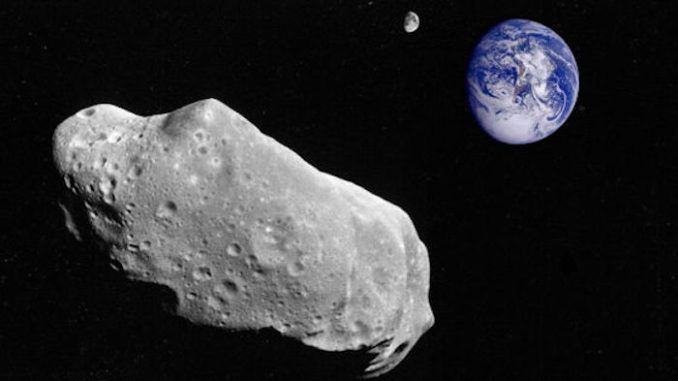 """A pair of astronomers in Arizona just discovered a mini moon within Earth's orbit and it turns out the mini moon, officially known as a """"Temporary Captured Orbiter"""", has been orbiting us for years, undetected until now."""