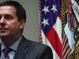 "Rep. Devin Nunes (R-CA) has warned patriotic Americans in the lead up to the 2020 election that the Deep State is ""much worse than even I thought it ever was."""