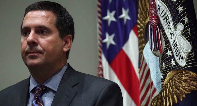 """Rep. Devin Nunes (R-CA) has warned patriotic Americans in the lead up to the 2020 election that the Deep State is """"much worse than even I thought it ever was."""""""