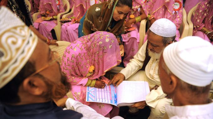 The Court of Appeal in the UK has ruled that the Islamic marriage contract, known as nikah in Arabic, is not valid under English law.