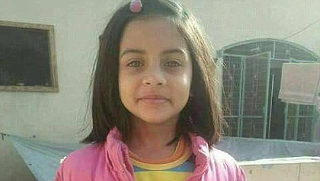 Six-year-old Zainab Fatima Ameen was raped and murdered in Kasur, Pakistan in January 2018