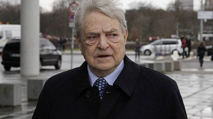 "Notorious globalist billionaire George Soros recently announced a scheme to sink $1 billion into a new global university to fight nationalism and climate change, and has described it as his ""most important and enduring project."""