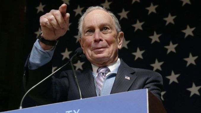 After being alerted via email on Thursday that they had potentially been exposed to COVID-19 on the job, New York staffers for billionaire Mike Bloomberg's anti-Trump election campaign were laid off Friday.