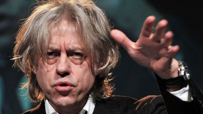 "Iconic rock musician Bob Geldof, who wrote hit singles including 'Do They Know It's Christmas?' and 'I Don't Like Mondays,' said in a recent interview that it's obvious President Donald Trump is heading for a landslide victory in November because the ""absolutely pathetic"" Democrat party has become too radical."