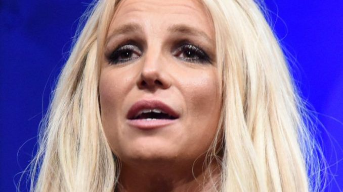 "Britney Spears called for a general strike and the redistribution of wealth on Monday, using Instagram to declare ""communion [moves] beyond walls"" and adding a commonly used socialist symbol to the end of her post."