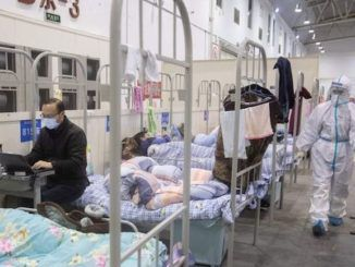 The novel coronavirus killed more than 42,000 people in the city of Wuhan alone, according to locals at the epicenter of the pandemic — a figure which is more than 10 times the official number of dead claimed by the ruling Chinese Communist Party government.
