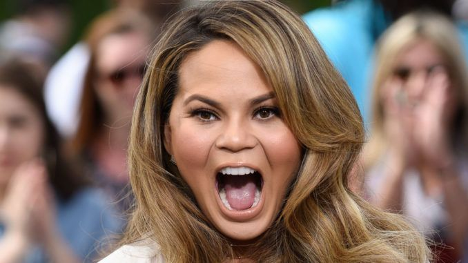 Model and radical left-winger Chrissy Teigen ferociously attacked First Lady Melania Trump in an unhinged rant, accusing her of not doing enough during the coronavirus pandemic.