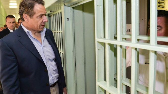 Eight sex offenders are released from prison in Cuomo's New York amid coronavirus outbreak