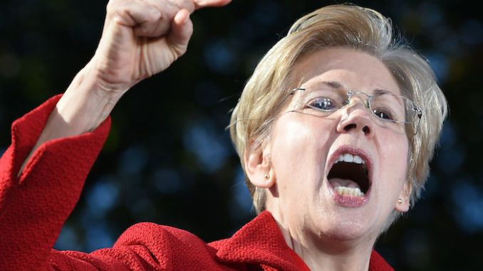 """President Trump warned his supporters at a rally in South Carolina this week that Democrats were preparing to """"politicize"""" the coronavirus, and Democrat presidential candidate Elizabeth Warren just proved him right."""