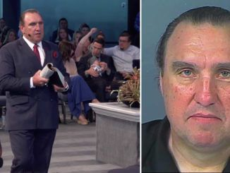 Florida Pastor Rodney Howard-Browne arrested for holding service amid coronavirus outbreak
