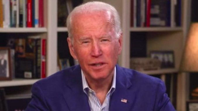 Sleepy Joe Biden emerged from his two week-long hibernation and appeared on The View this morning to discuss the coronavirus response, only to leave the nation confused about what the hell he was talking about.