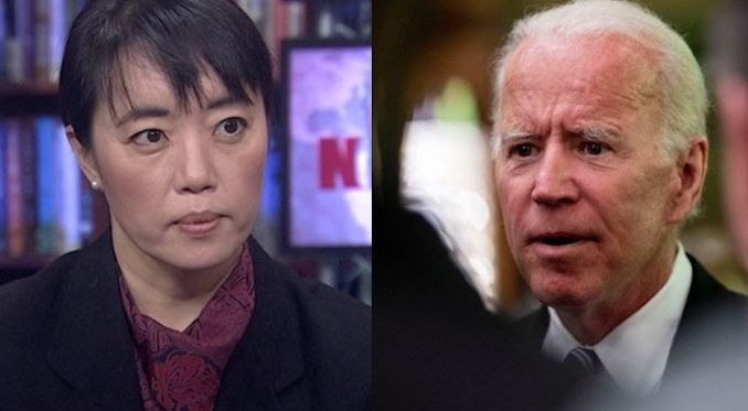 Yale psychiatrist Bandy Lee who blasted President Trump's mental health refuses to comment on Joe Biden