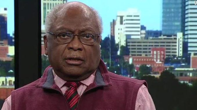 House Majority Whip James Clyburn, third in line among House Democratic leadership, has given the Democrats' game away with a single comment.