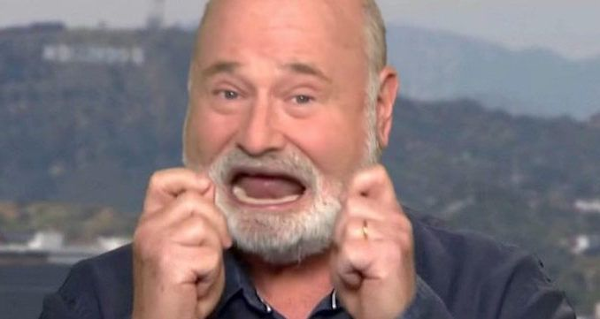 Rob Reiner wants Trump removed from office so nation can heal from Coronavirus