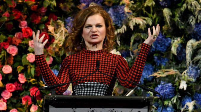 Sandra Bernhard claims there would be none of this coronavirus chaos if Hillary Clinton was President of the United States