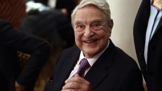 Soros caught spending millions in anti-Trump coronavirus propaganda ads