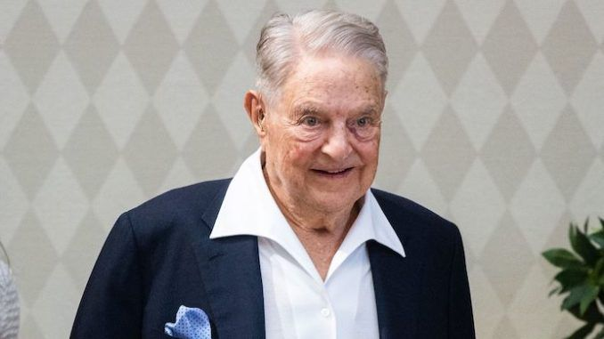 Ukrainian authorities have launched a criminal investigation into an HIV nonprofit that receives huge sums of money from globalist billionaire George Soros as well as the U.S. government.