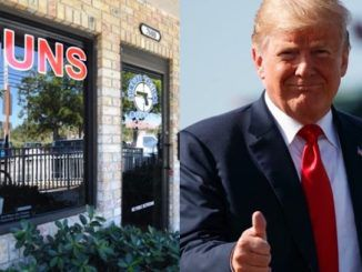 Trump administration names gun retailers and manufacturers essential businesses