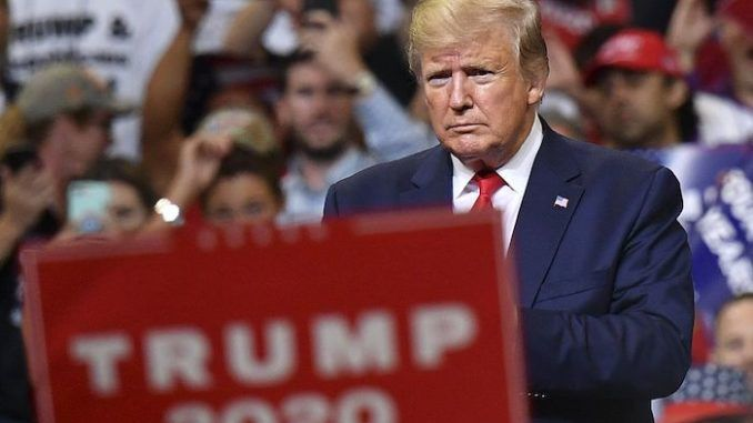 President Donald Trump has little chance of winning California in November, but the vote totals you are about to see speak volumes about the huge amount of energy in his campaign in the run up to November.
