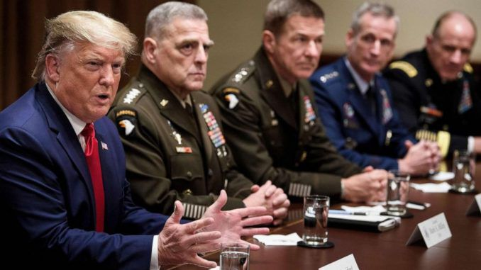 While the whole world was distracted by the coronavirus, President Trump kept his eye on the prize and launched a sequence of devastating airstrikes in Iraq aimed at neutralizing a key member of the Islamic Republic of Iran's senior military command.