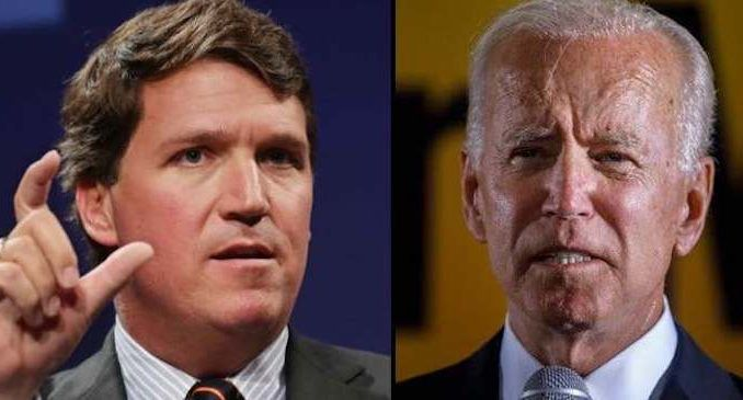 Tucker Carlson says Biden campaign insiders admit he will not make it to election day