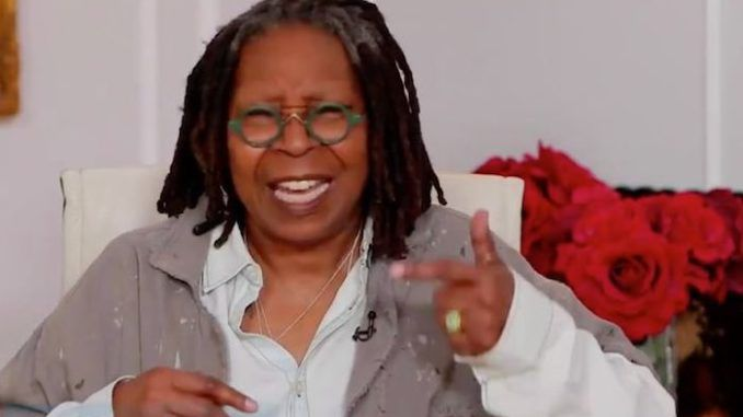 Whoopi Goldberg slams Trump, says if we had real leadership we wouldn't be stuck in our houses