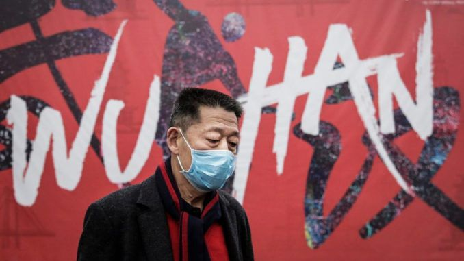 The term 'Wuhan virus' is now considered racist by many leftists