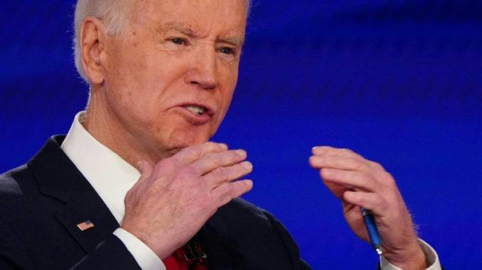 Joe Biden promises no deportations of criminal illegal aliens in first 100 days of office