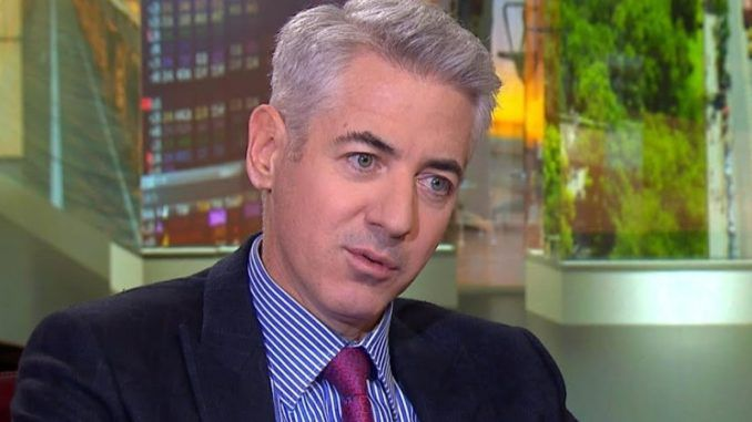 Bill Ackman warns America we end as we know it unless USA borders are closed