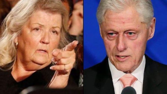 "Juanita Broaddrick slammed Hulu's new Hillary Clinton docuseries Thursday, calling it ""pure garbage"" and accusing production staff of not having the ""guts"" to ask Bill Clinton why he ""sexually assaulted and raped women."""