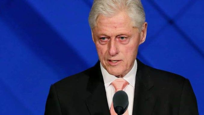 """In a new documentary titled """"Hillary"""", former president Bill Clinton says he had an extramarital affair with then-White House intern Monica Lewinsky to """"manage my anxieties."""""""