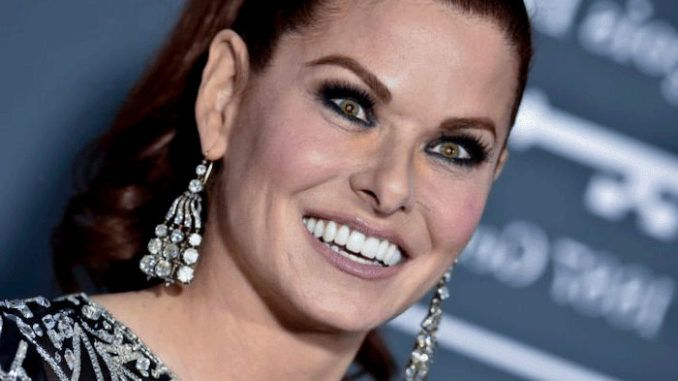 Actress Debra Messing warns that many MAGA voters will die from coronavirus because of Trump 'lies'