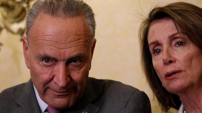 """How did House Speaker Nancy Pelosi, Senate Minority Leader Charles Schumer and the Democrats come up with a highly-detailed 1,119-page COVID-19 relief bill — packed with radical far-left """"poison pills"""" — in the space of a single weekend?"""