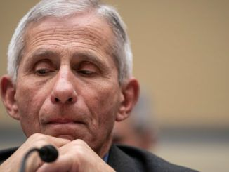 """During a forum on pandemic preparedness at Georgetown University in 2017, Dr. Anthony Fauci said Trump would """"definitely"""" face a """"surprise"""" infectious disease outbreak in the next few years."""