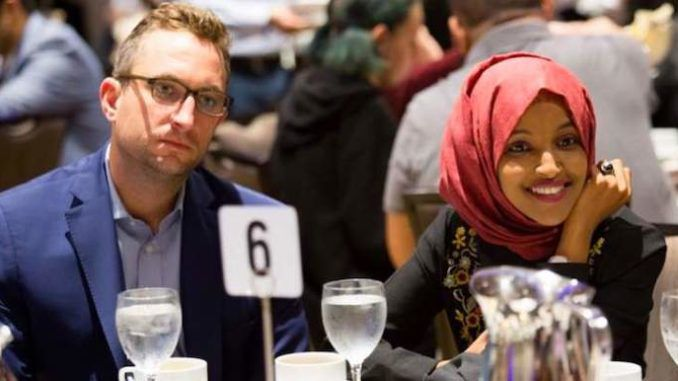 Dem Rep Ilhan Omar marries consultant she funnelled campaign funds to