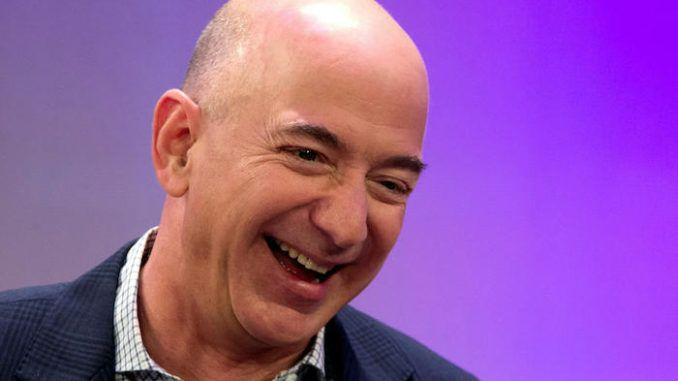 Jeff Bezos sold billions in Amazon stock before coronavirus outbreak