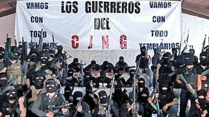 Hundreds of members of Mexican cartel arrested thanks to Trump's executive order