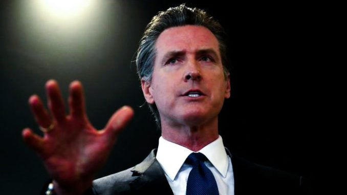 California gov. Gavin Newsom issues 'stay at home' order to all 40 million residents
