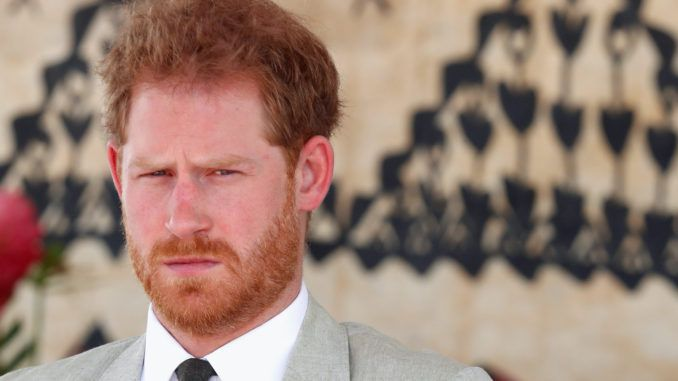 Prince Harry, who regularly flies on private jets around the world with his activist wife Meghan Markle, has attacked President Trump for supporting the fossil fuel industry.