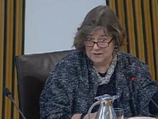 Shameless Scottish official June Andrews caught saying COVID-19 is quite 'useful' for culling the elderly in Britain