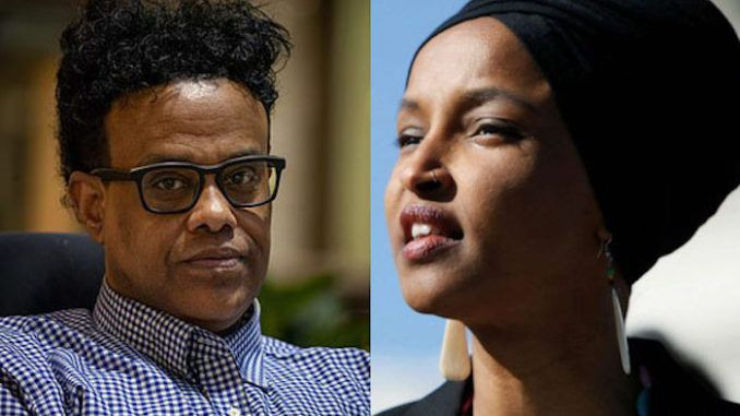 Somali community leader who exposed Rep. Ilhan Omar says he now fears for his life after receiving numerous threats