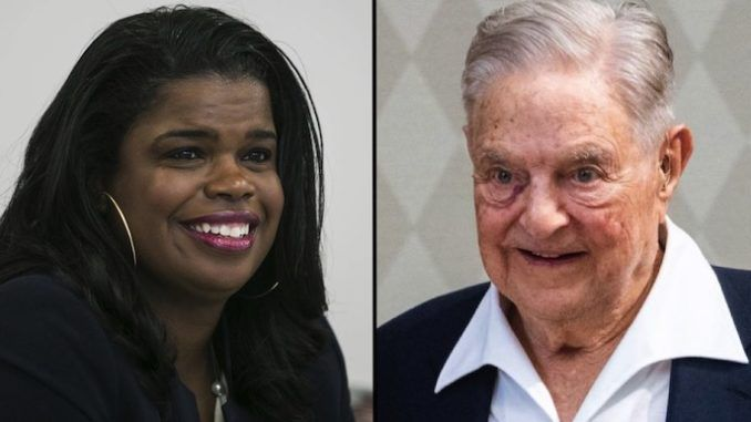 Soros group gave massive donation to prosecutor Kim Foxx who dropped Jussie Smollett charges